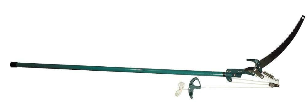 Штанговый сучкорез с фиксированным режущим узлом